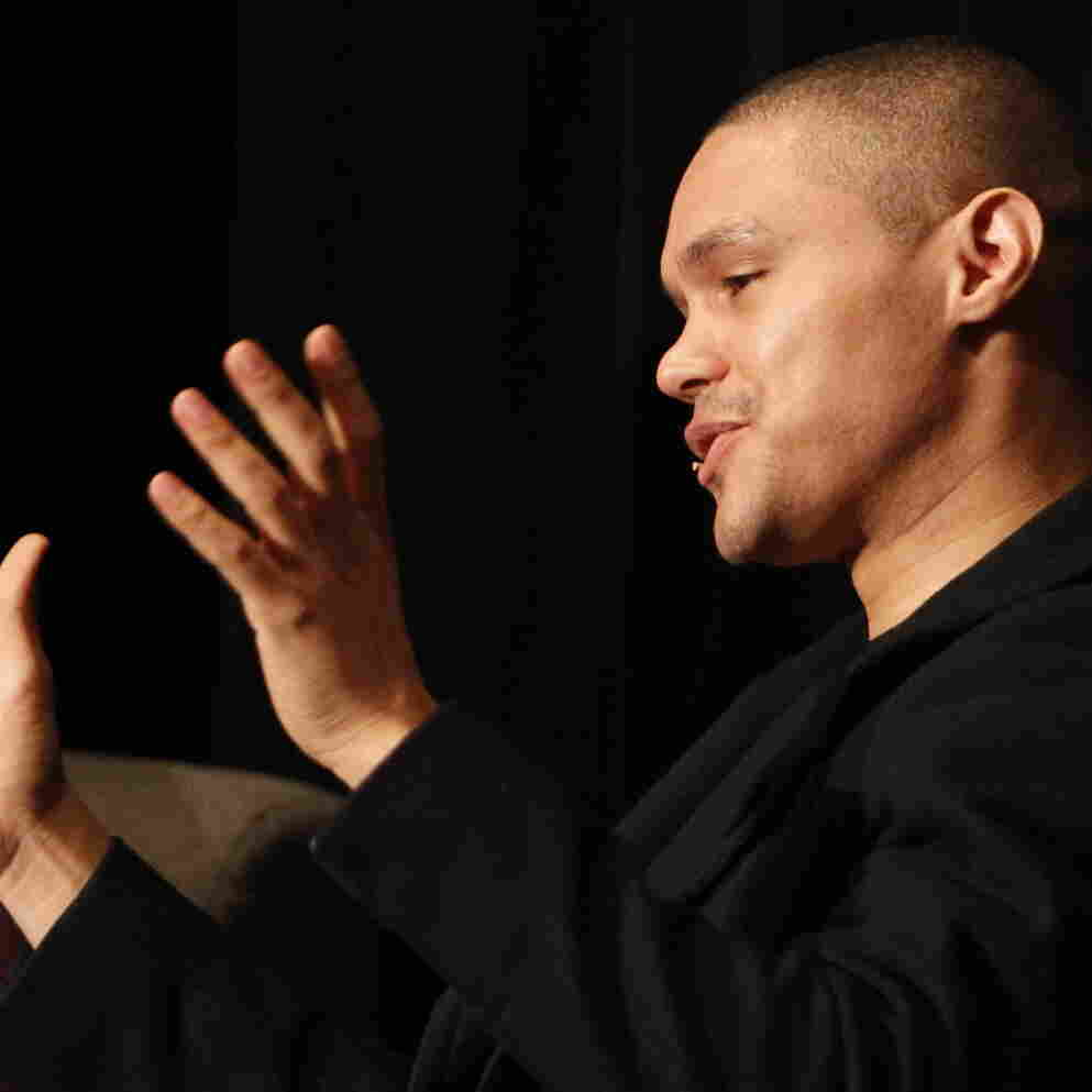 Pop Culture Happy Hour: A Conversation With Trevor Noah