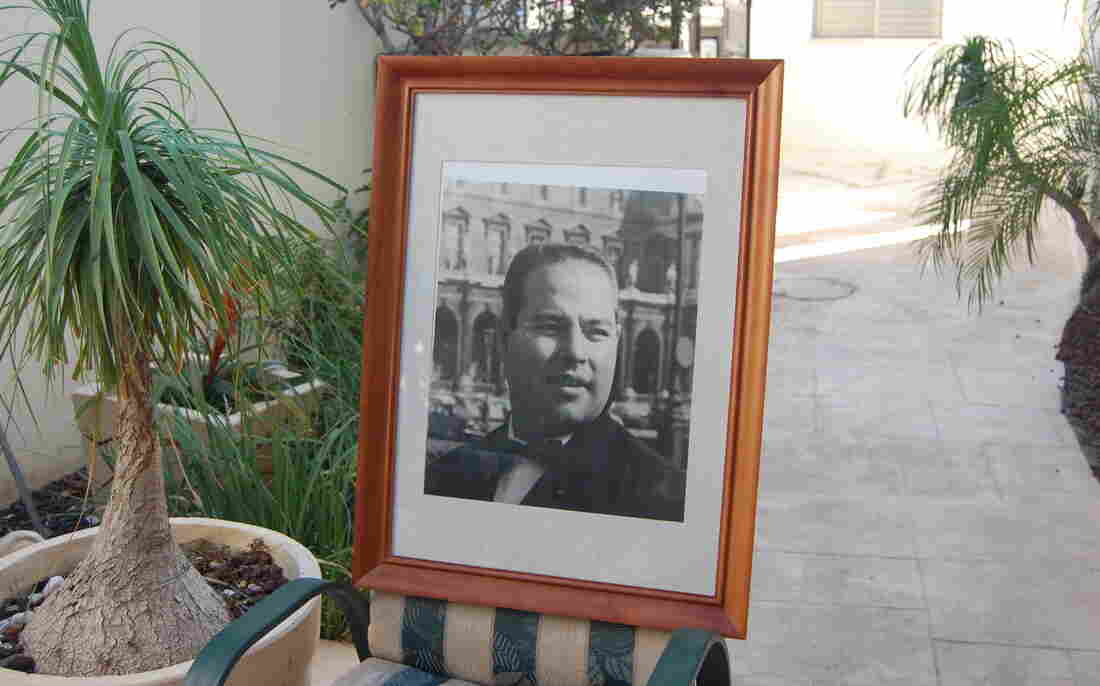 Laloux's Tunisian-born father, the performer known as El Kahlaoui Tounsi, bought the Bataclan after a successful career in music. He started his own record label, Dounia, which signed Arab artists as well as Jewish transplants to France. He died in 2000.