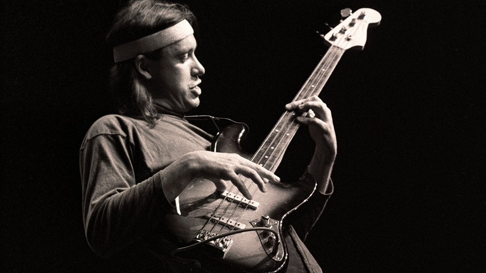 Bass iconoclast Jaco Pastorius (seen here in 1986) is the subject of a new documentary produced by Metallica's Robert Trujillo. (Sony Legacy)