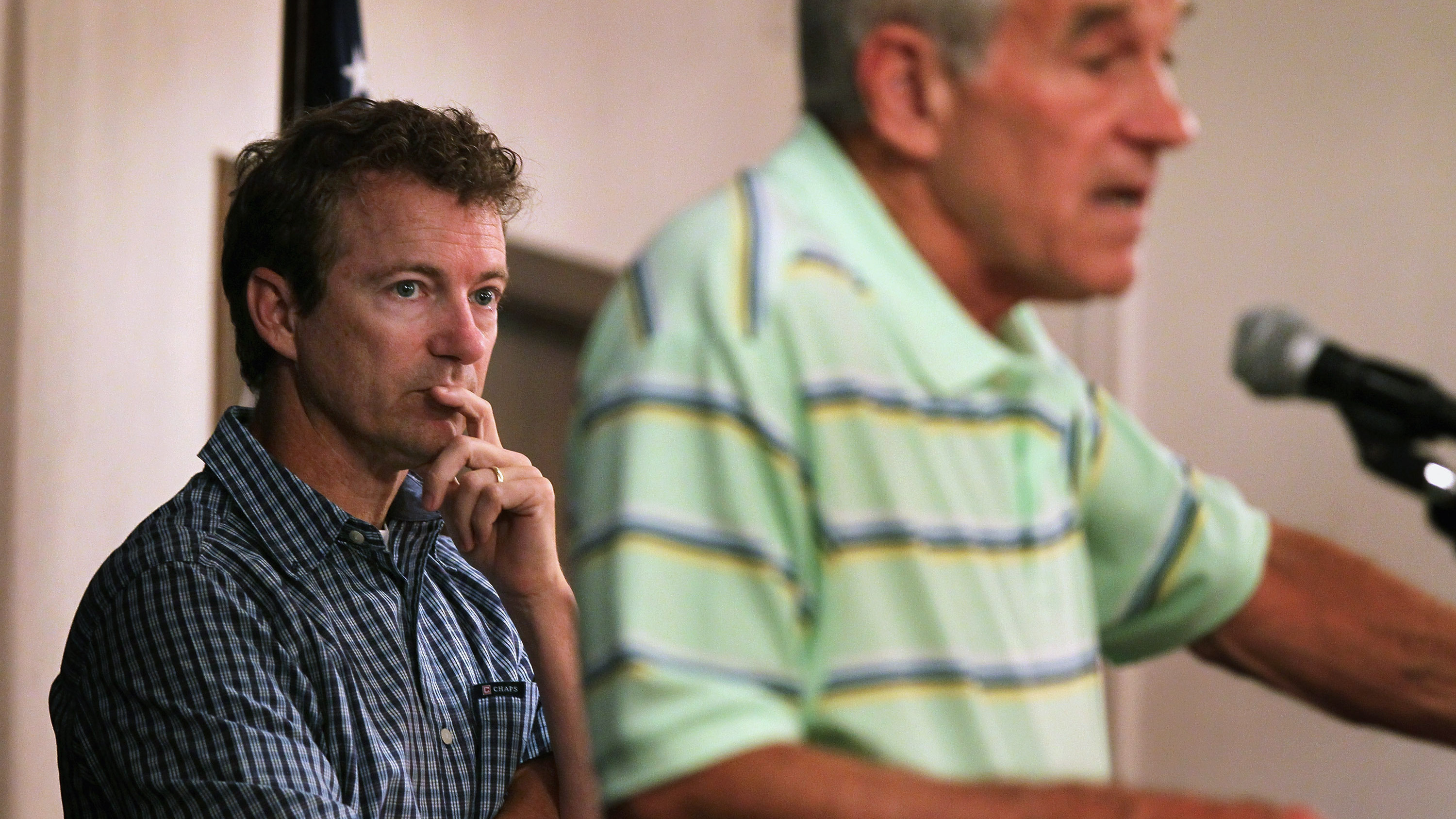 Why Hasn't Rand Paul Inherited His Father's Success?