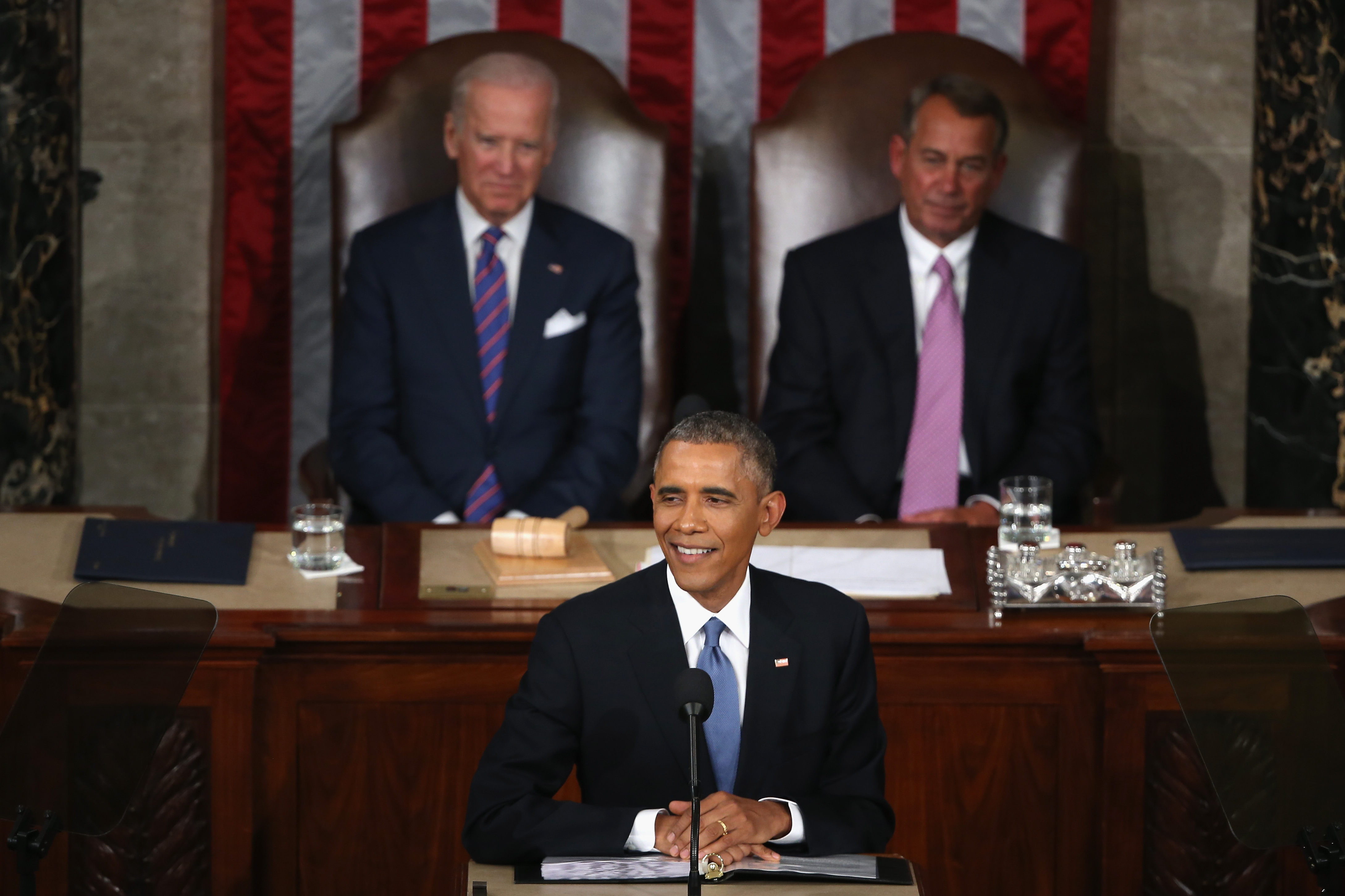Obama's Final State Of The Union Set For Jan. 12