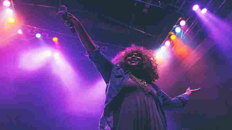 Lizzo performs at the 9:30 Club in Washington, D.C.