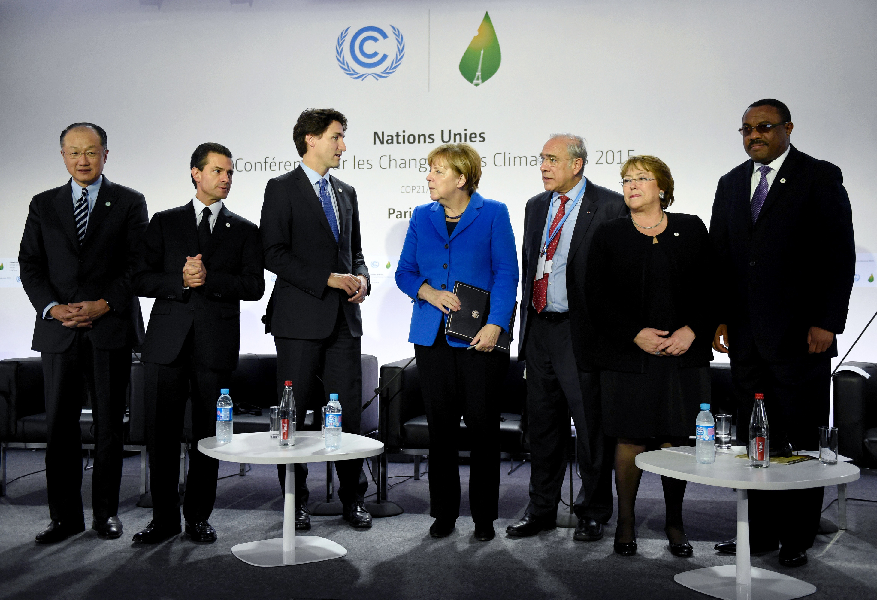 10 Things To Know About The U.N. Climate Talks In Paris