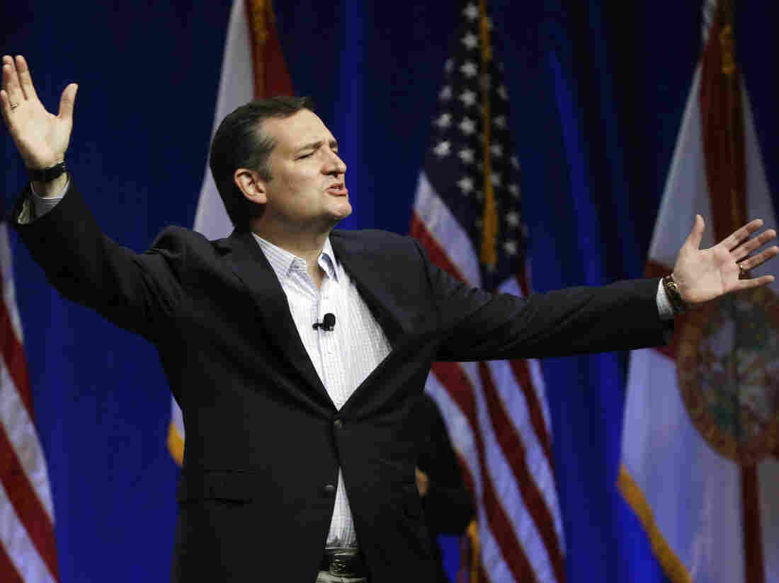 Sen. Ted Cruz, R-Texas, is among a hand of Republican Presidential candidates to weigh in on the shooting at a Colorado-based Planned Parenthood clinic over the weekend.