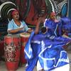 Members of the group Rumba Morena performing in Havana, Cuba in November 2015.