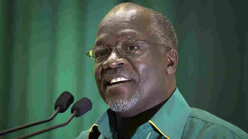 #WhatWouldMagufuliDo: Tanzanian President's Thriftiness Gets Him A Meme