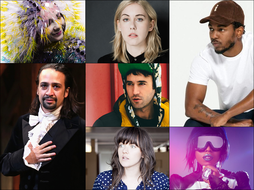 All Songs Considered: The Year In Music 2015