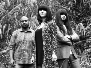 """Houston trio Khruangbin takes inspiration from '60s Thai funk. KCRW DJ Anne Litt is in love with the band's song """"White Gloves."""""""