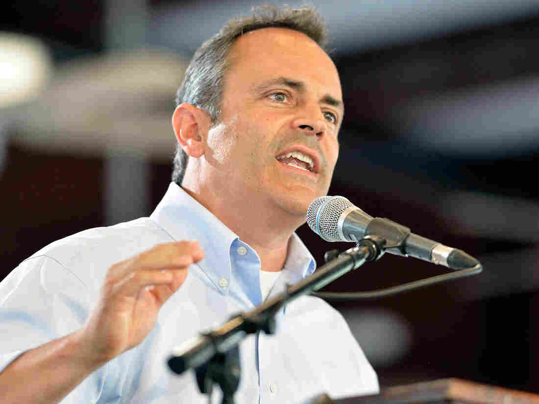 Kentucky Gov.-elect Matt Bevin has vowed to do away with Kynect, the successful state-run insurance exchange.