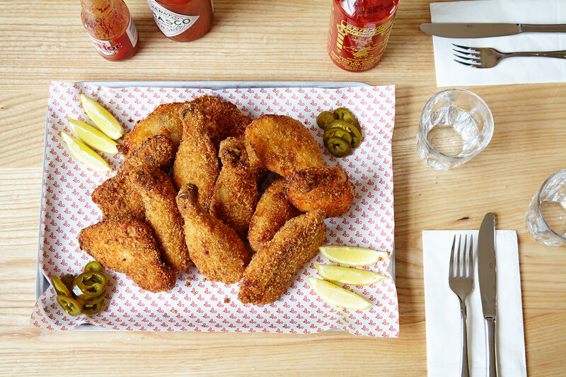In England Socially Conscious Fried Chicken Takes Flight The Salt