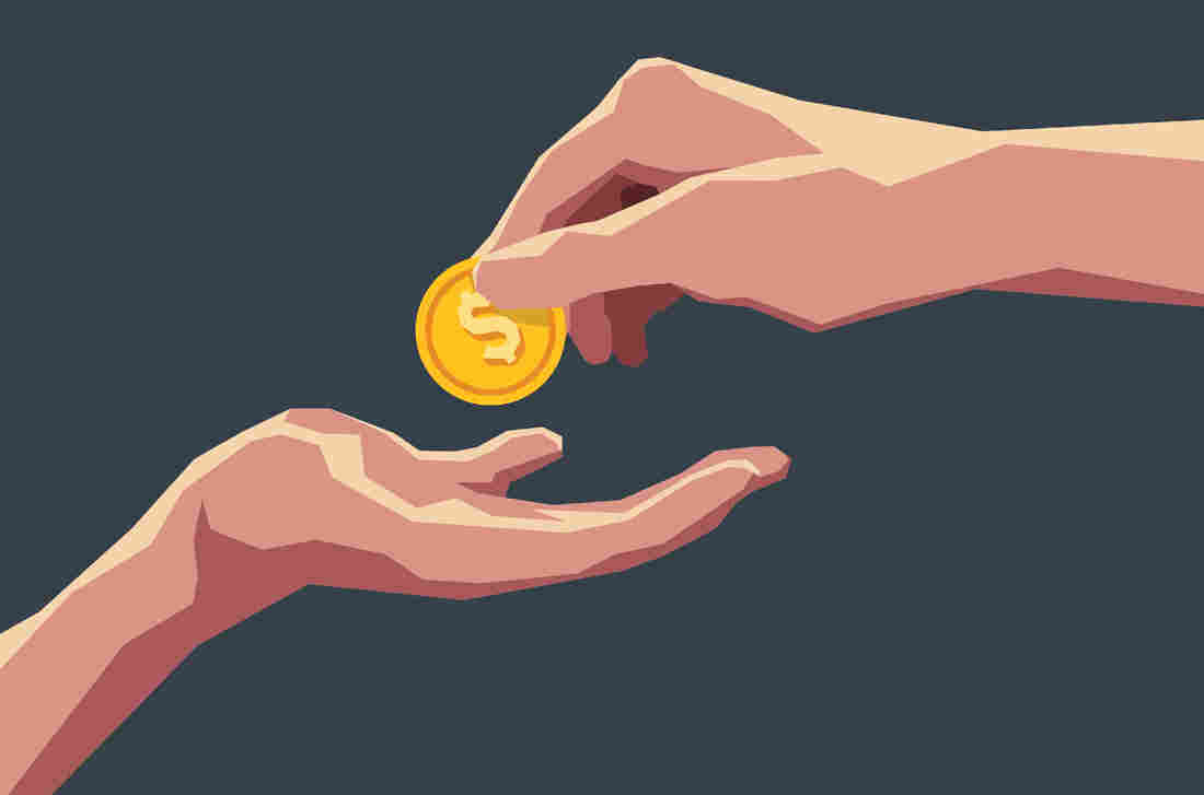 There are a lot of ways to donate to a cause online. While using social media may help in promotion, it may not be the most effective way to get people to actually give.