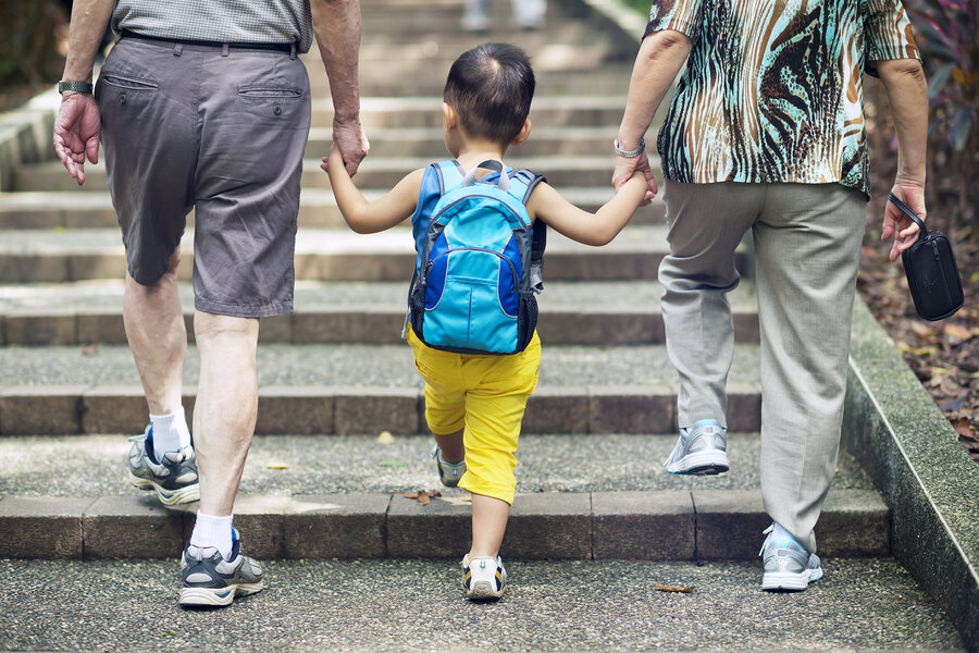 Image result for Grandparents Who Babysit Live Longer, According to Science