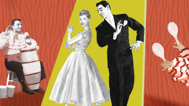 USC professor Josh Kun, who joins Alt.Latino for this week's show, is a co-founder of the Idelsohn Society for Musical Preservation, which in 2013 assembled a collection of Latino-Jewish music titled It's A Scream How Levine Does The Rhumba. (Courtesy of the artist)