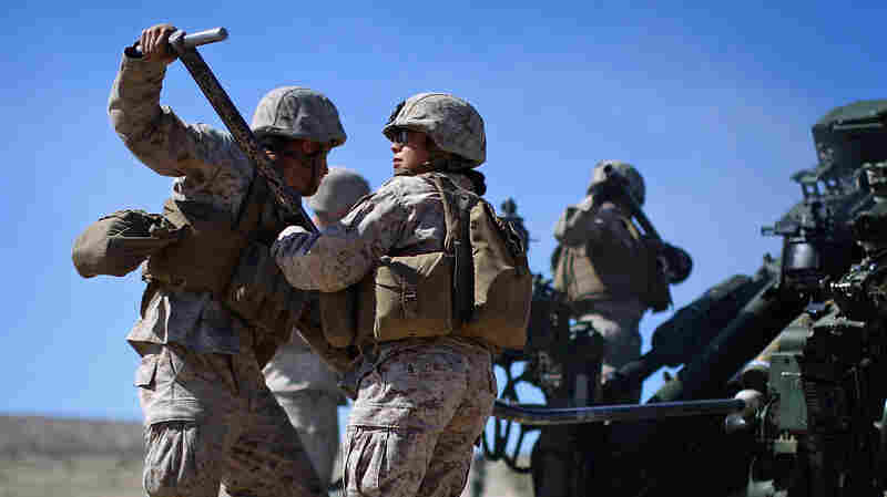 Pentagon Says Women Can Now Serve In Front-Line Ground Combat Positions