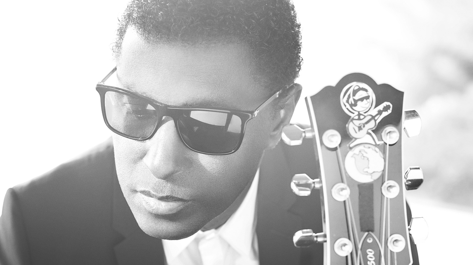 Return of the Tender Lover, Babyface's new album, his first solo collection of originals in a decade, is out now. (Courtesy of the artist)