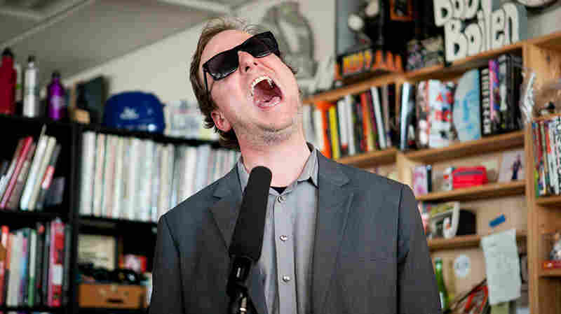 Tiny Desk Concert with Protomartyr.