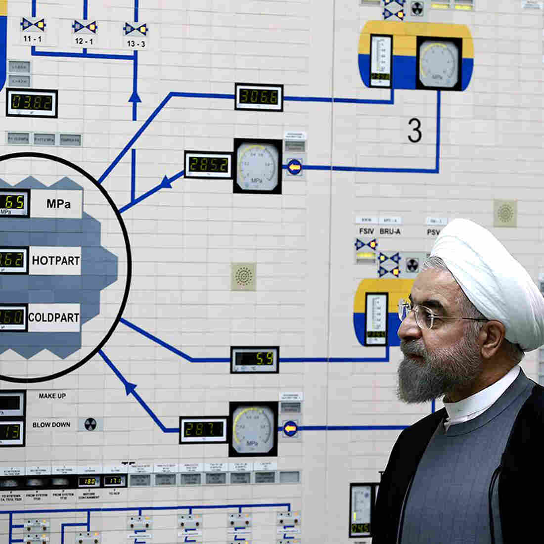 Watchdog Pulls Back Curtain On Iran's Nuclear Weapons Program