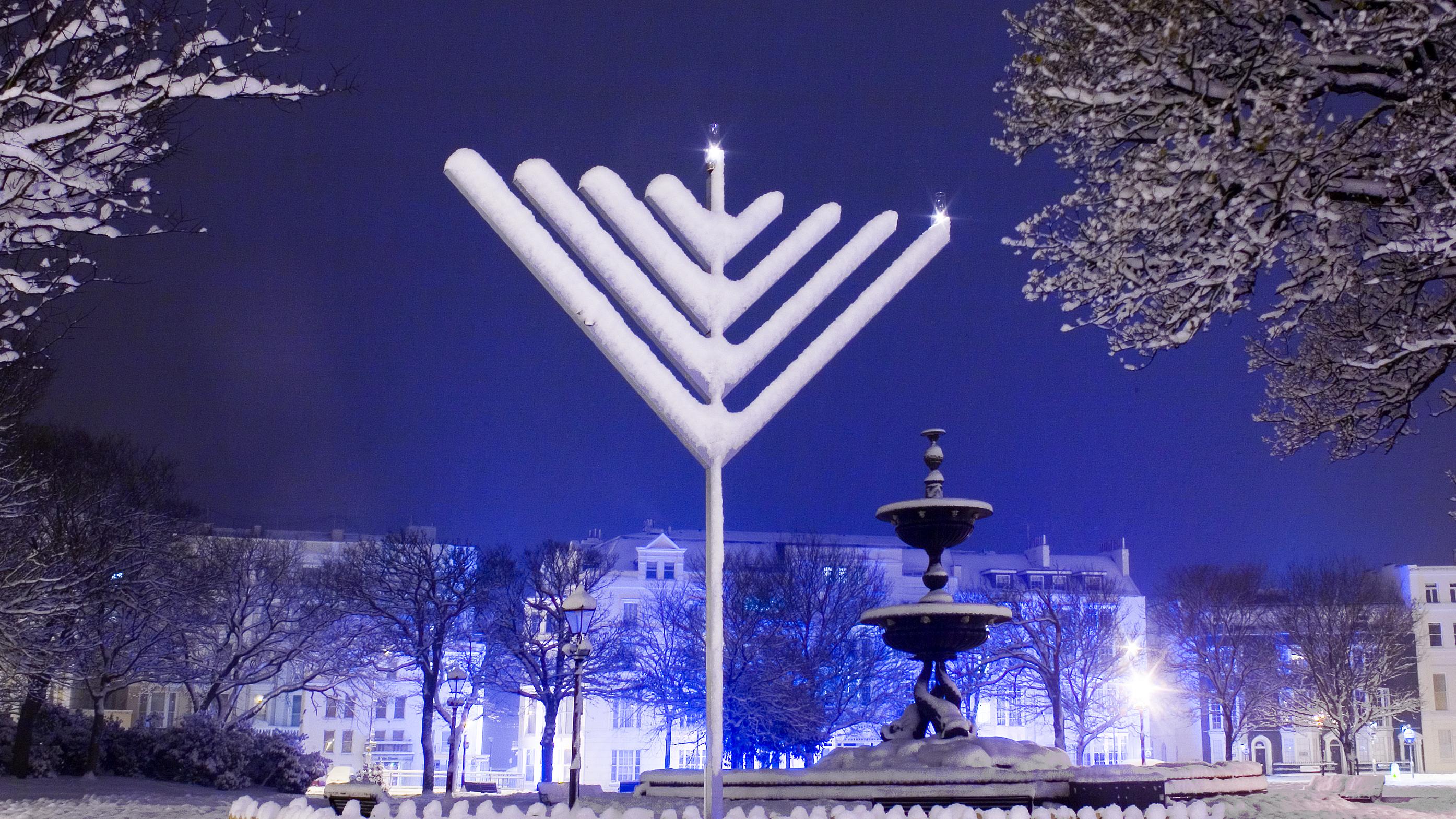 & Hanukkah Lights 2015 : NPR azcodes.com