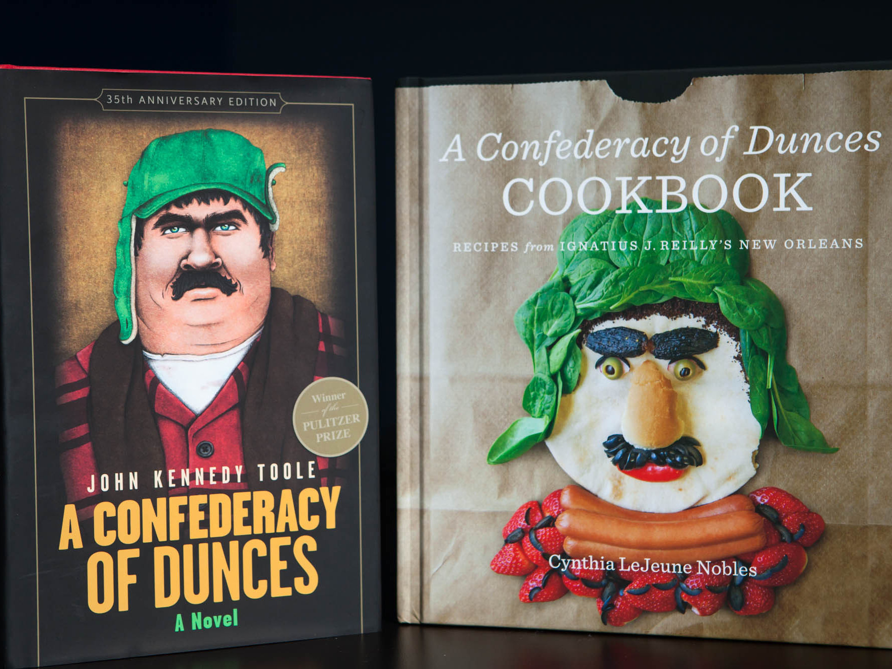A Confederacy Of Dunces Cookbook A Classic Revisited In Recipes