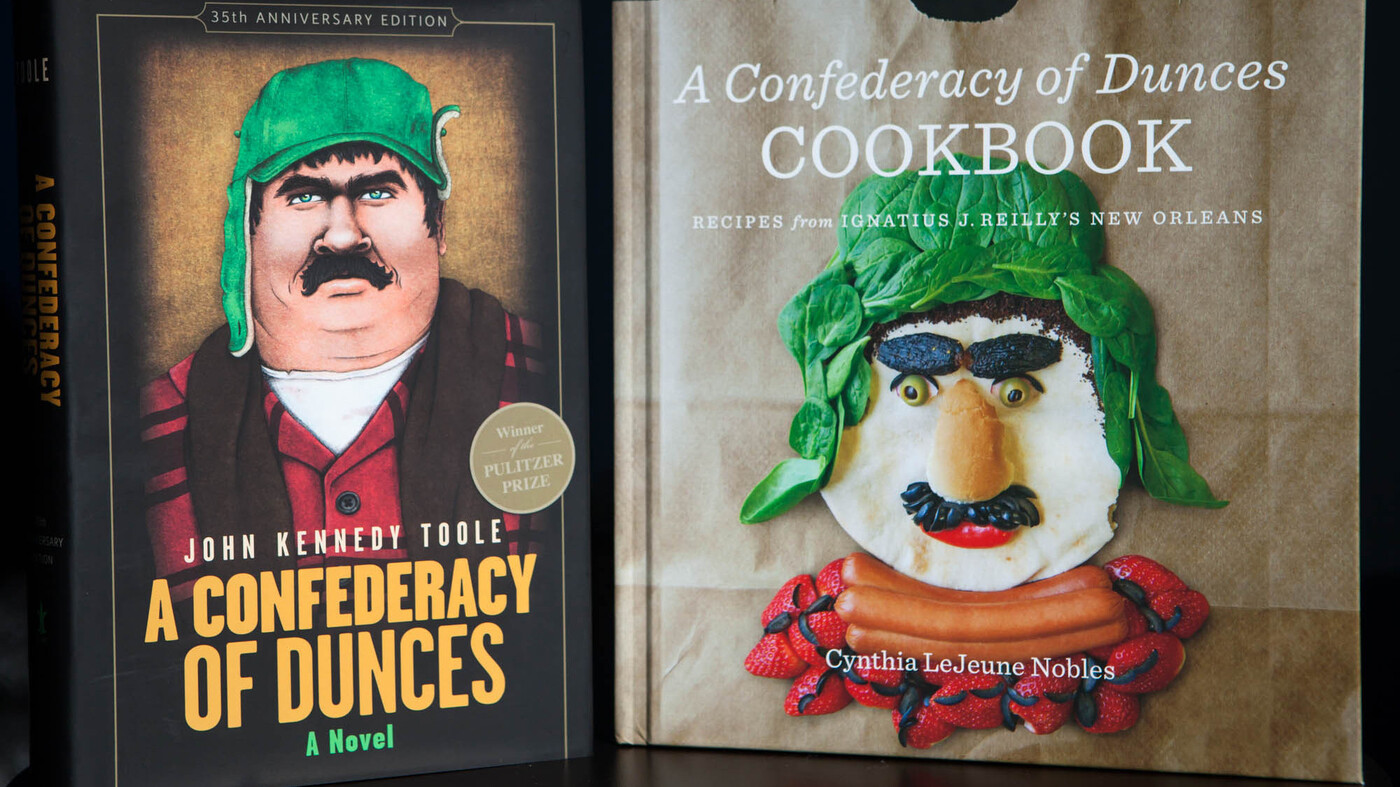 confederacy of dunces In january of 1980, scott kramer, a young executive at 20th century fox, received the galleys of an oddly titled novel the publisher, the louisiana st.