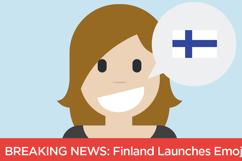 "Suomi Mainittu!: ""The feeling when someone mentions Finland abroad. Finns are always excited when someone — anyone — mentions Finland abroad. When you come to Finland, be prepared to tell what you think about Finland and Finns."""