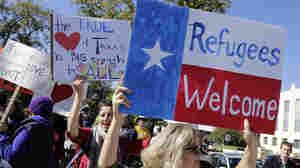 Texas, Federal Government Face Off In Court Over Syrian Refugees