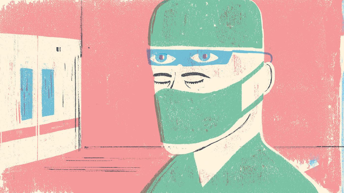 should medical residents work 30 hours straight shots health news npr. Black Bedroom Furniture Sets. Home Design Ideas