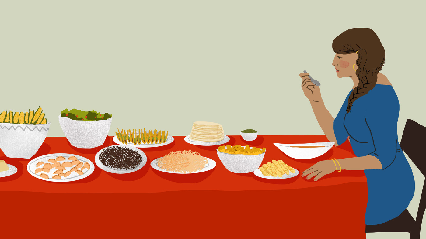'Eat Up': How Cultural Messages Can Lead To Eating Disorders : The Salt :  NPR