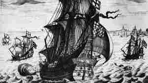 Wreck Of Legendary Spanish Galleon Is Finally Found, Colombia Says