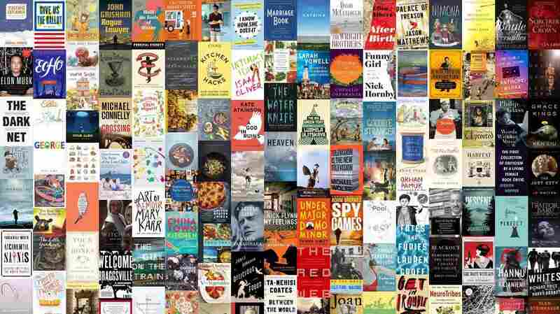 NPR's Book Concierge: Our Guide To 2015's Great Reads