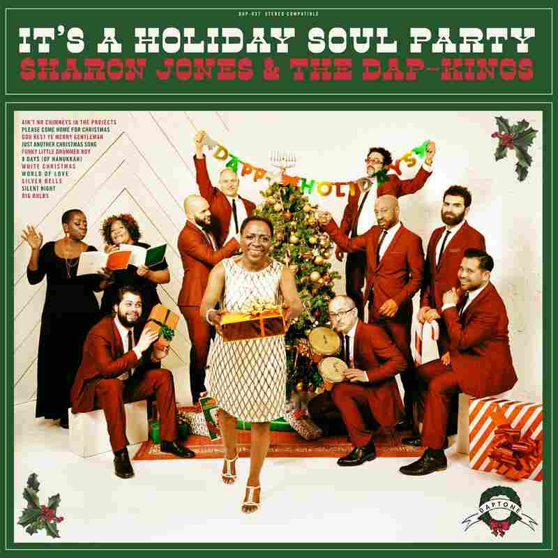 Cover art for It's A Holiday Soul Party.
