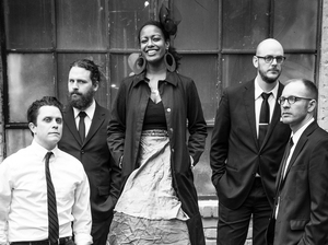 Minneapolis' Gospel Machine is one of Andrea Swensson's favorite local bands right now.