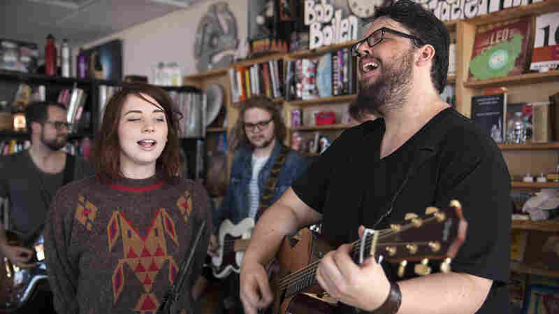 Tiny Desk Concert with The Oh Hellos.