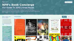 Bookmark This: 2015 NPR Book Concierge