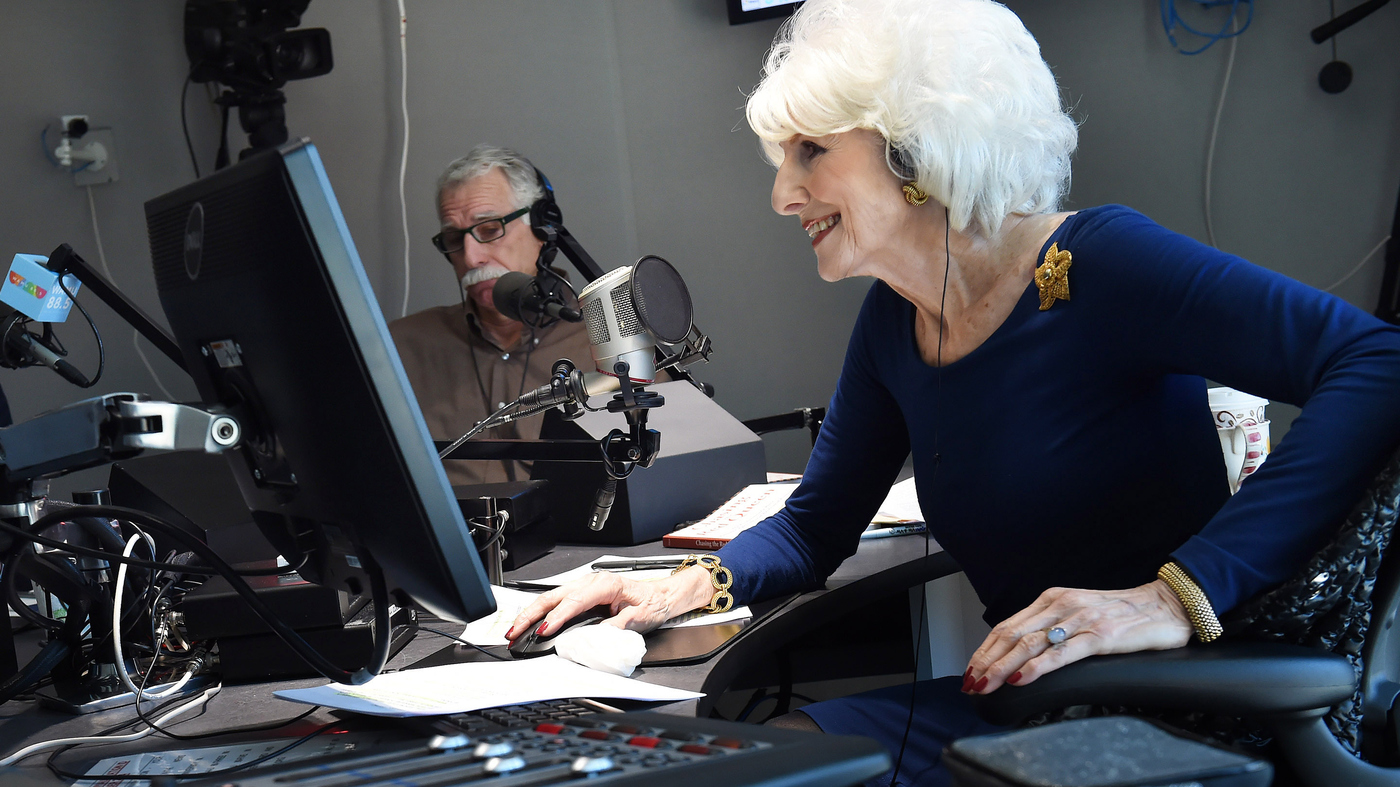 Car Talk Retire: Diane Rehm To Retire From Long-Running Radio Show : The
