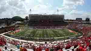 University Of Maryland President Recommends Renaming Stadium