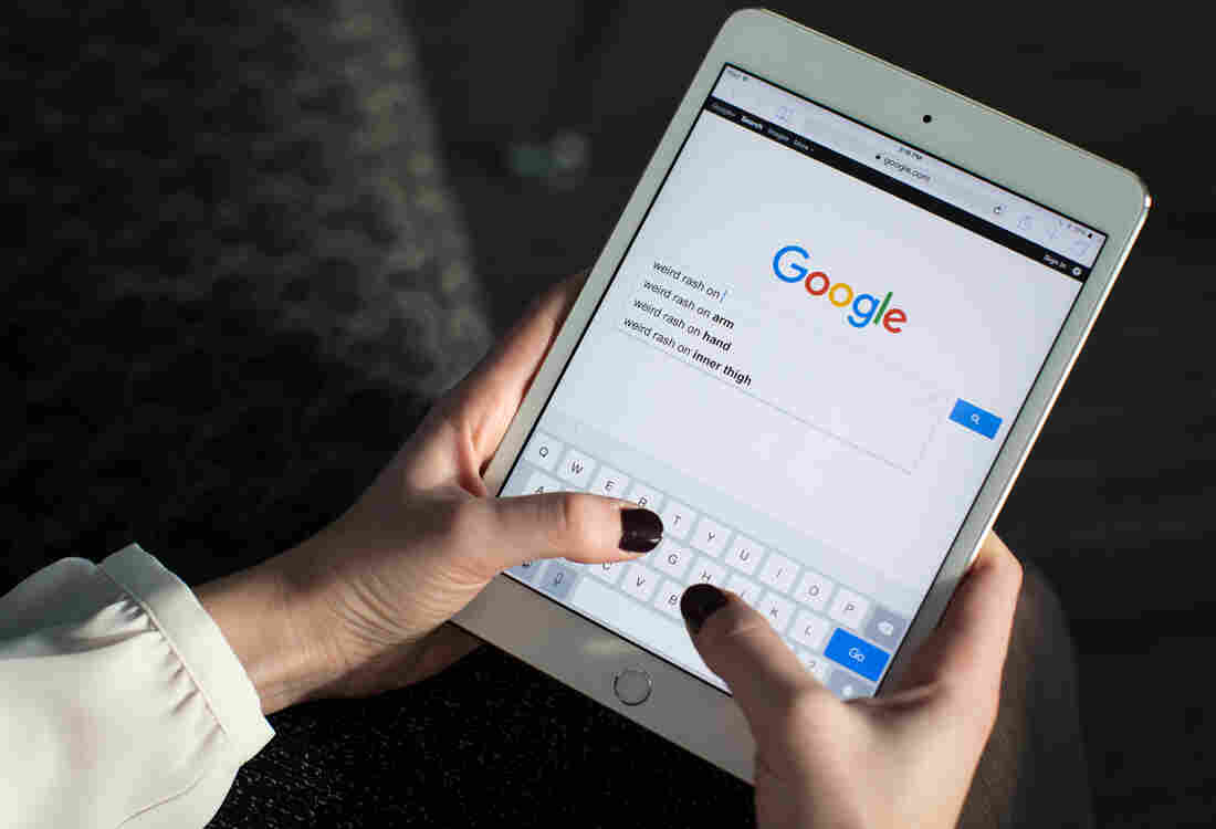Google has allowed some researchers to sift through Google data searches to identify disease trends.