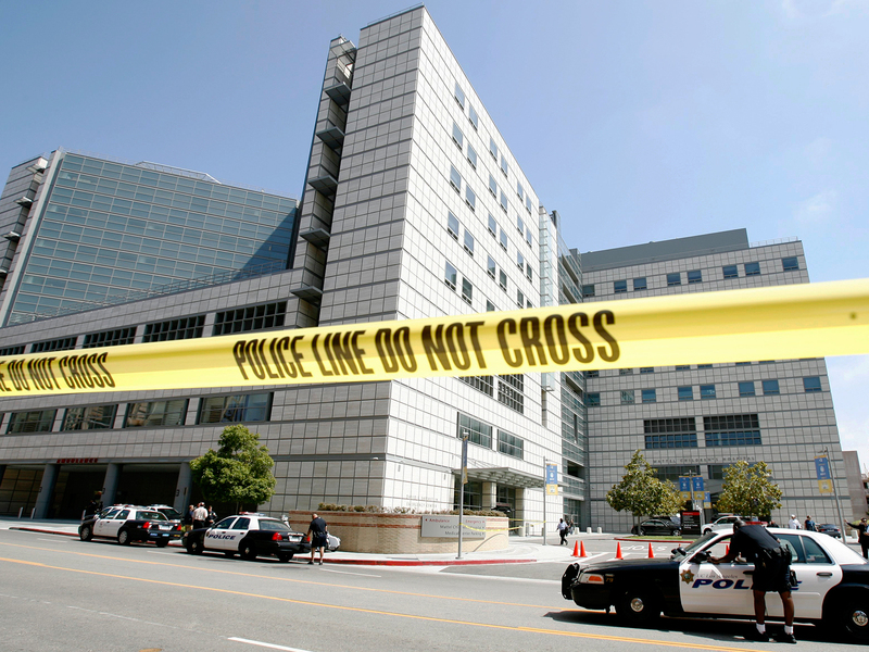 Ucla Ronald Reagan Hospital Emergency Room