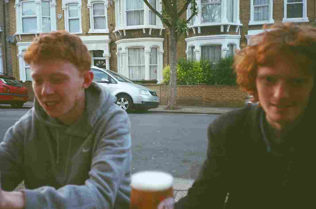 Archy Marshall (left) and his brother Jack collaborated on the new album and art book, both called A New Place 2 Drown.