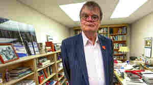 Garrison Keillor, host of A Prairie Home Companion.