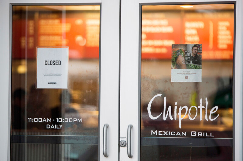 Chipotle Faces Another Foodborne Illness Outbreak This Time In