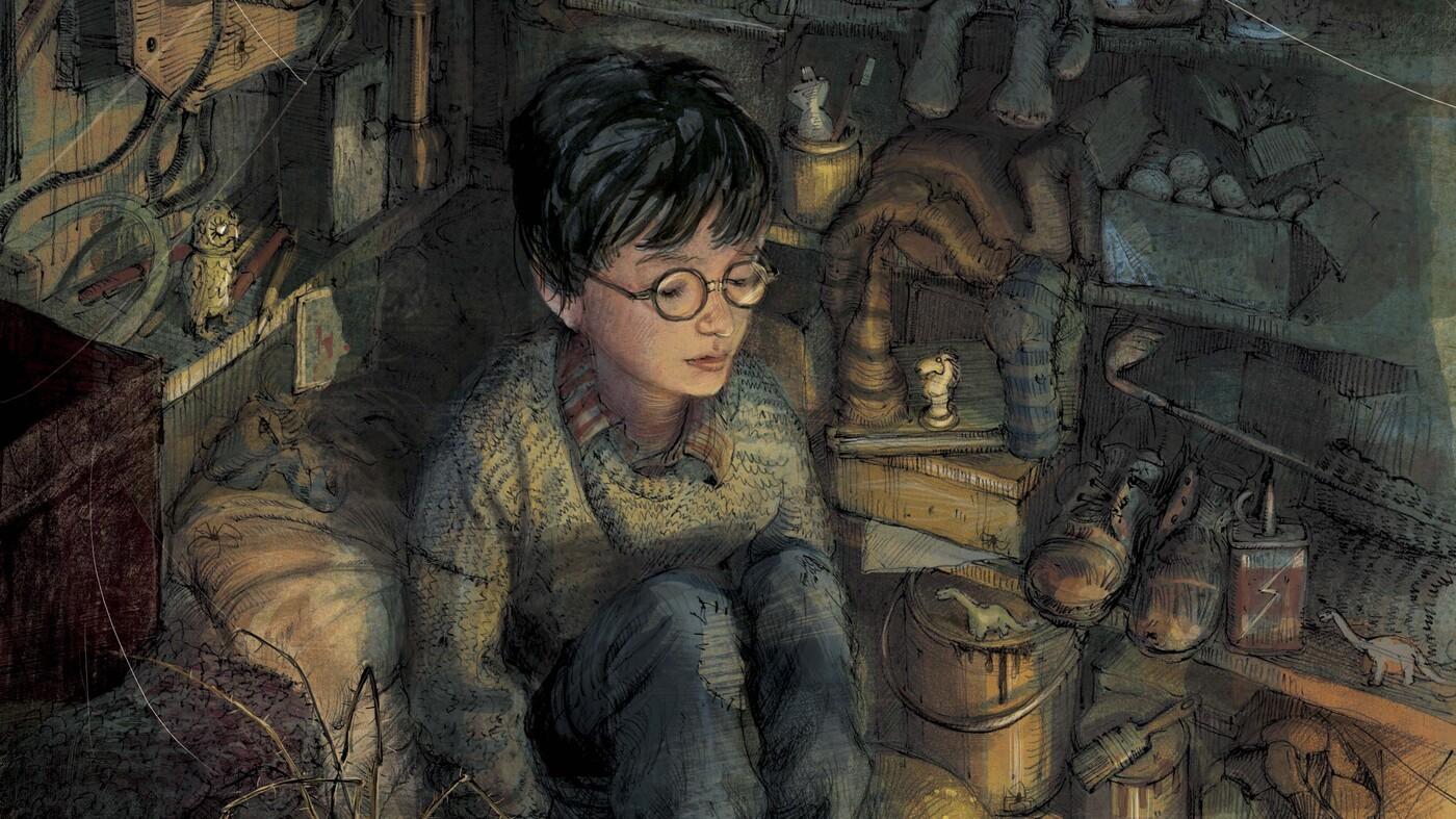 Harry Potter Illustriert
