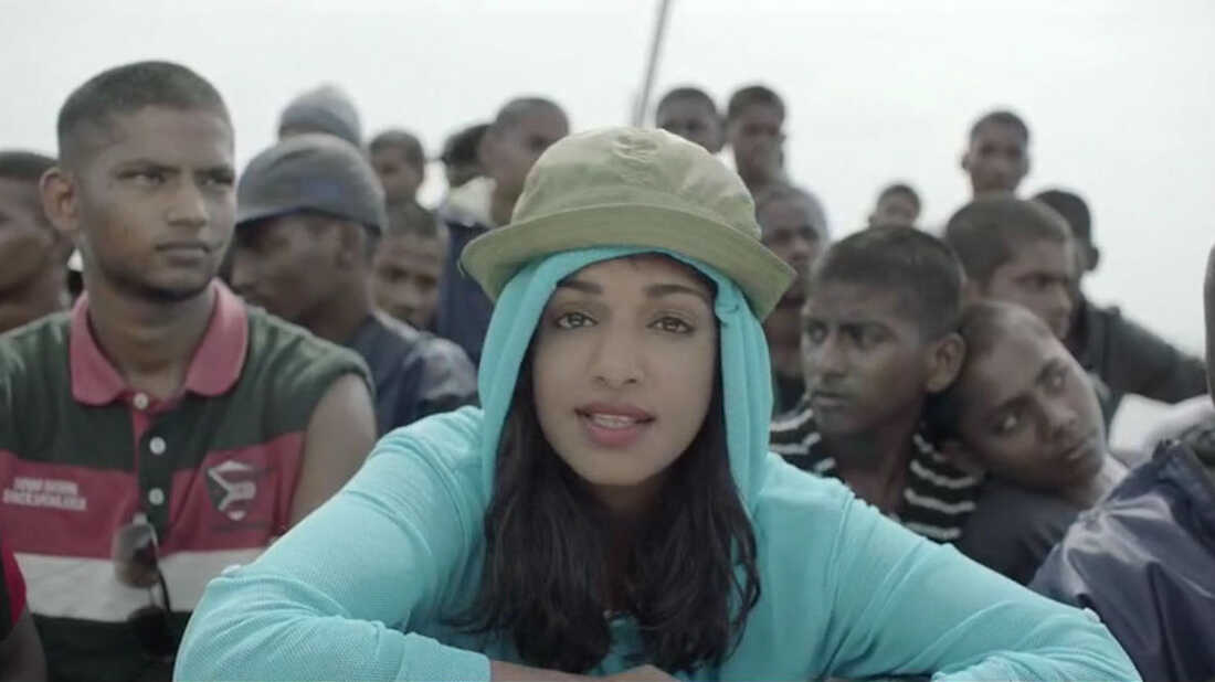 M.I.A.: 'How Can The West Turn People Away?'