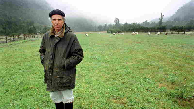 Douglas Tompkins started The North Face in San Francisco's North Beach neighborhood in 1966. He later eschewed the business world to focus on environmentalism, purchasing large swaths of land for conservation in Chile and Argentina.