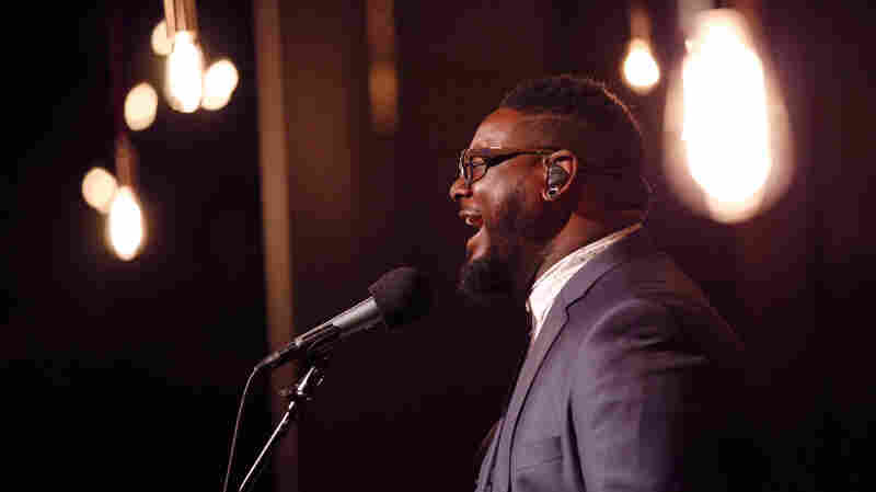 T-Pain performs in NPR's Studio One, Washington, D.C.