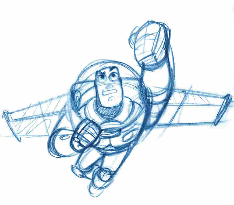 Pixar celebrates the 20th anniversary ofToy Storywith a special that will, among other things, show original sketches.