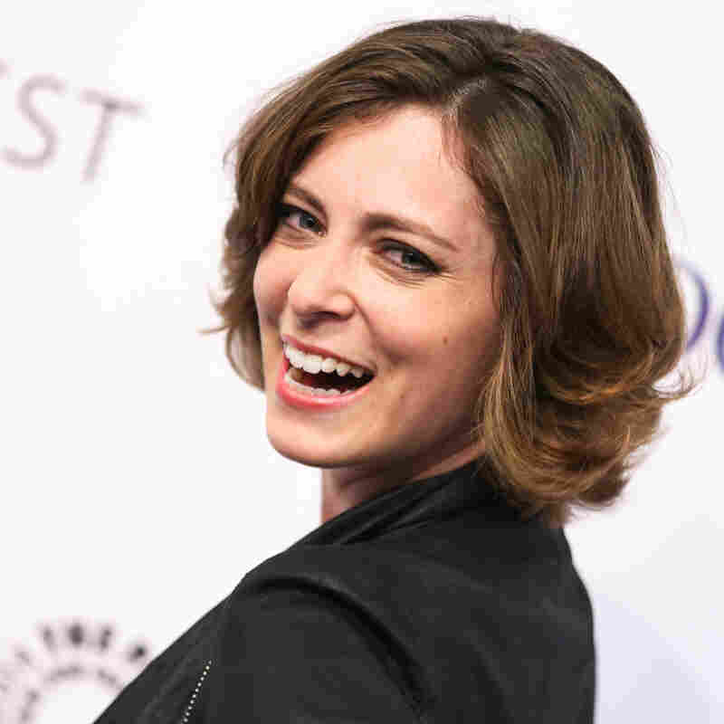 Rachel Bloom, seen here in September, was nominated for the CW's Crazy Ex-Girlfriend.