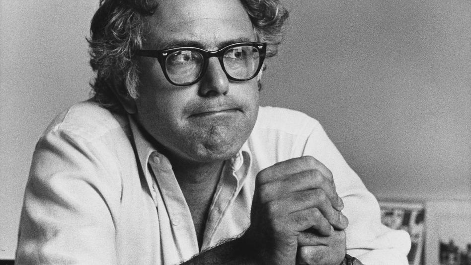 Bernie Sanders, then mayor of Burlington, Vt., in 1981. (Donna Light/AP)