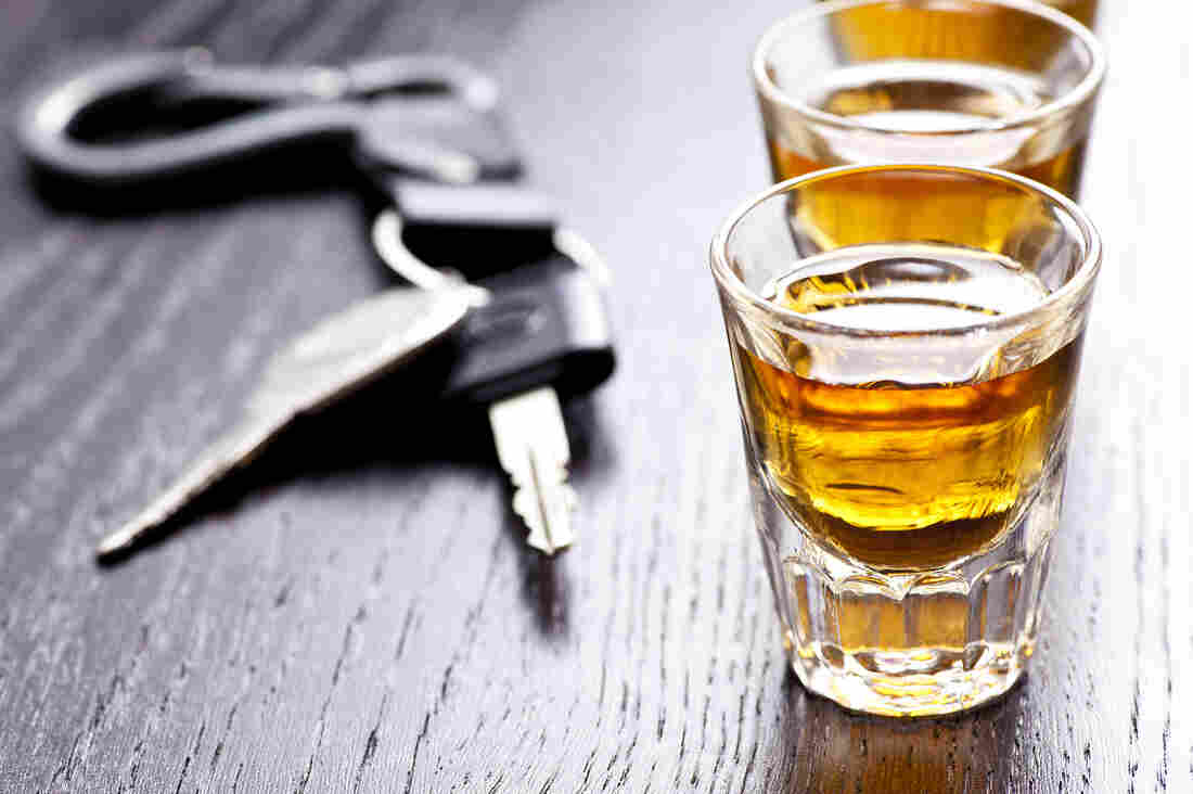Teens are drinking and driving less, but it's still a huge public health issue.