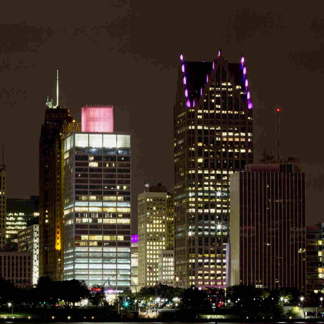Detroit, after having billions of dollars of debt erased through bankruptcy, has emerged with a razor-thin financial cushion.